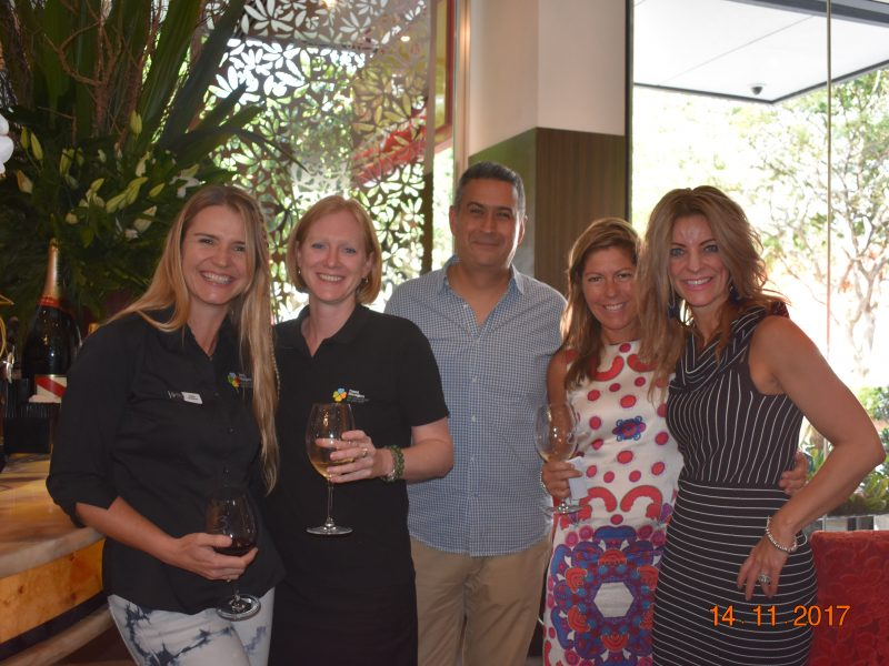 PTMs and NPO enjoying festive celebrations in Brisbane