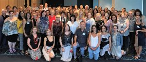 All the PTMs at the NSW State meeting December 2017